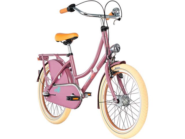 s'cool chiX classic 20 3-S Børnecykel violet (2019) | City-cykler